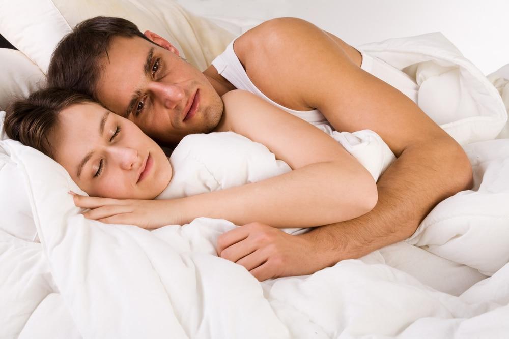 Sleeping toghether wider