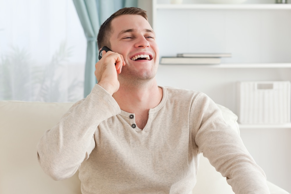 Make A Man Fall In Love With You By Making Him Laugh