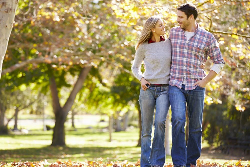 Make A Man Love You By Using Body Language