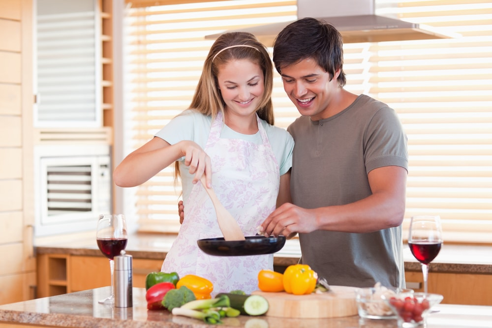 Spice Up Your Relationship By Cooking Him A Candle Lit Dinner