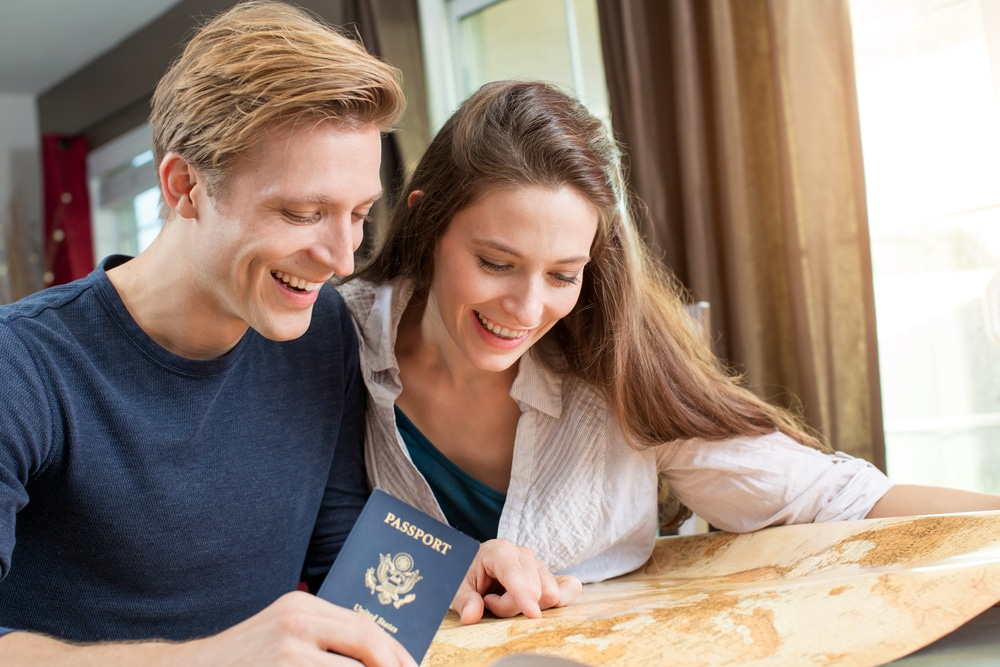 Spice Up Your Relationship By Planning A Trip Together