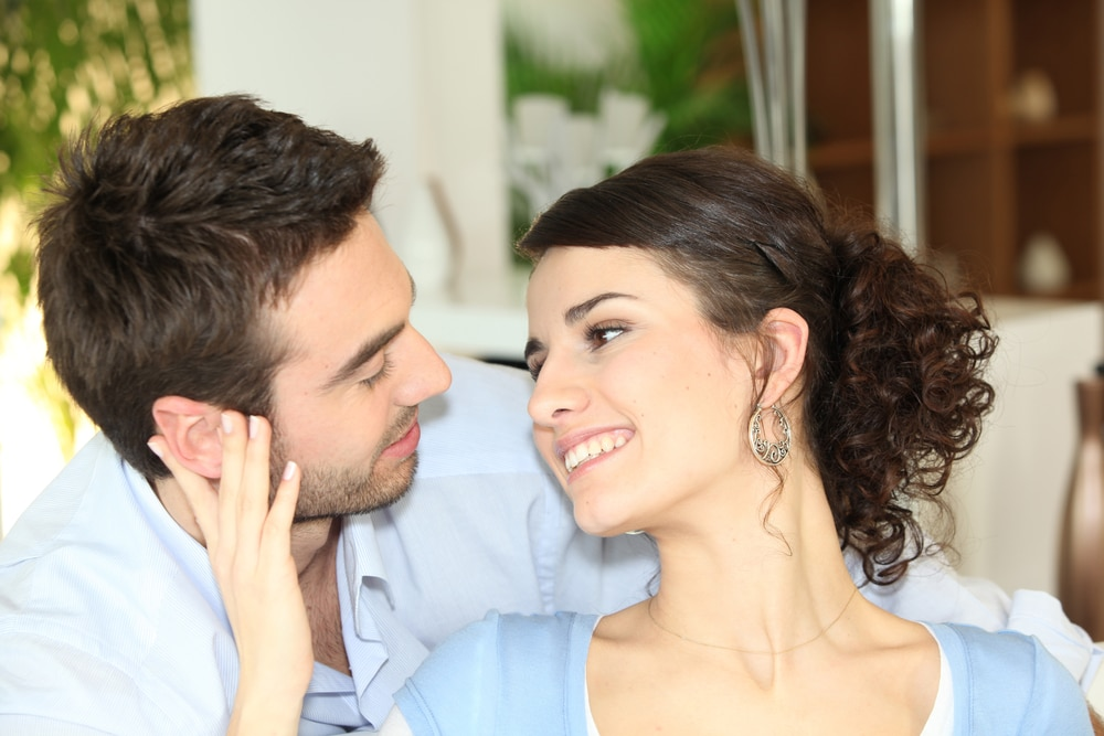 Spice Up Your Relationship By Reminding Him How Handsome He Is