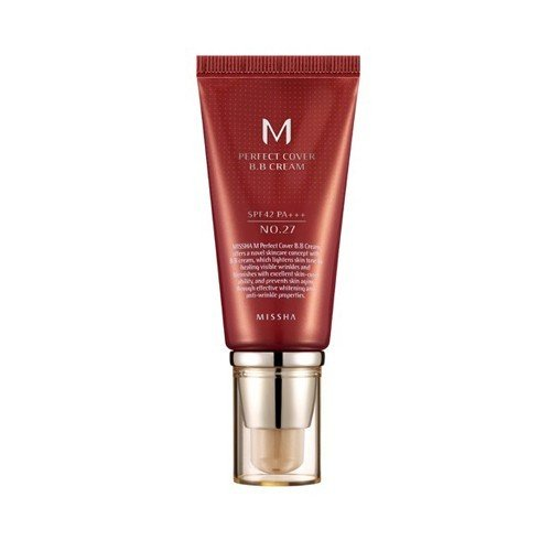 Missha Perfect Cover BB Cream SPF42