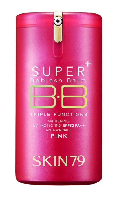 SKIN79 Hot Pink Super+ BB Triple Function Cream