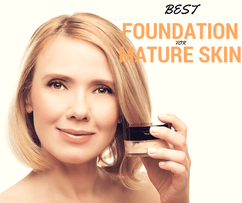 A Review of the Best Foundation for Mature Skin
