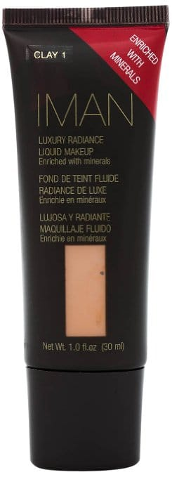Iman Cosmetics Luxury Radiance Liquid Makeup