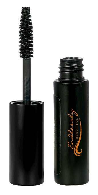 Endlessly Beautiful Natural Organic Mascara