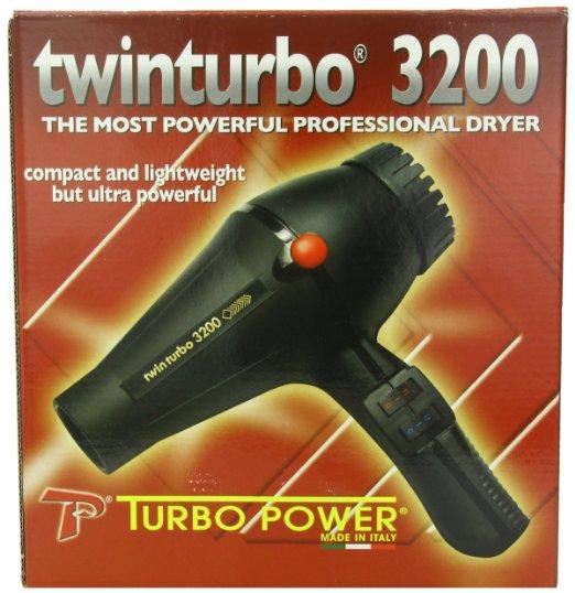 Turbo Power Twin Turbo 3200 Hair Dryer