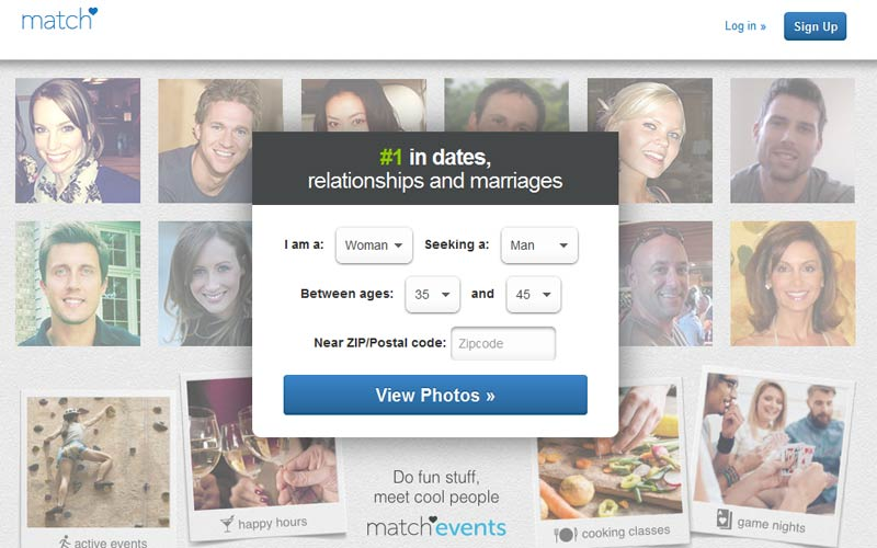 best dating sites over 45