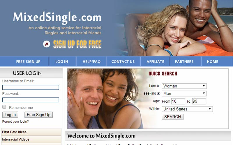 MixedSingle.com