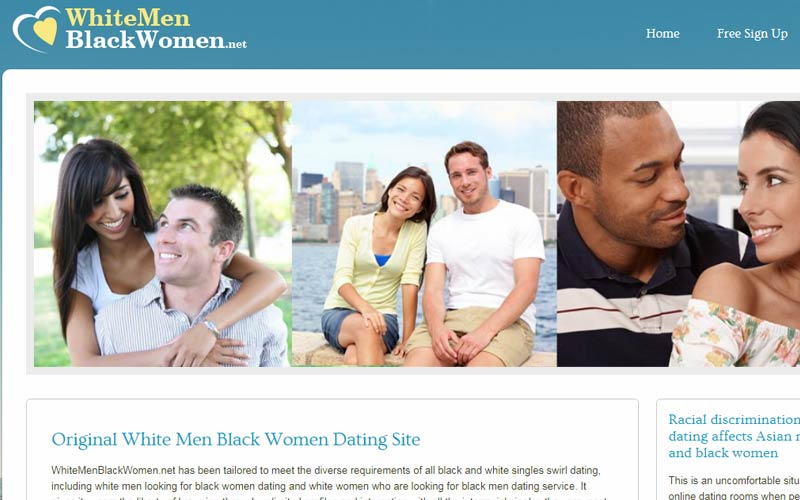 WhiteMenBlackWomen.net