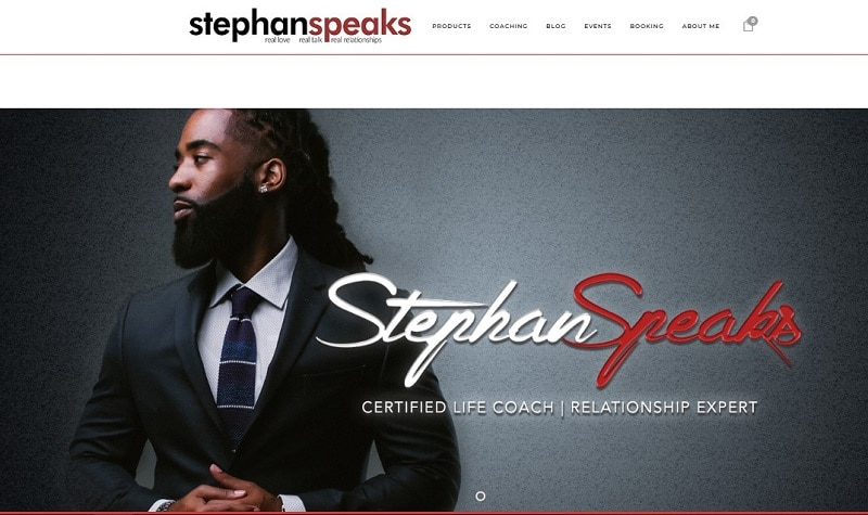 Stephan Speaks