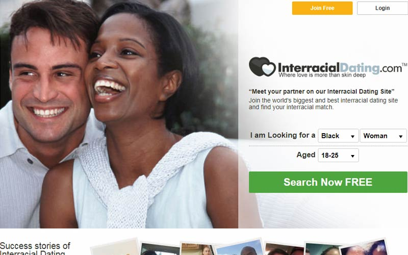 InterracialDating.com