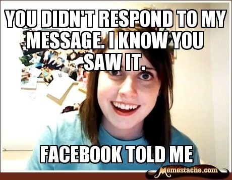 Boyfriend Ignores Texts But Goes On Facebook: What Does It