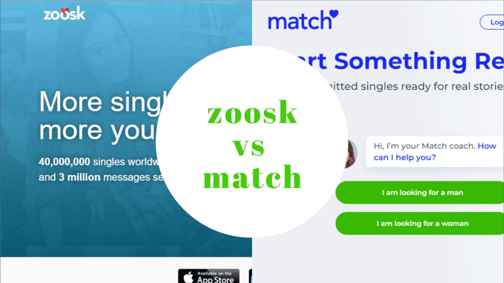 Zoosk vs Match: Which Should You Pick in 2020?