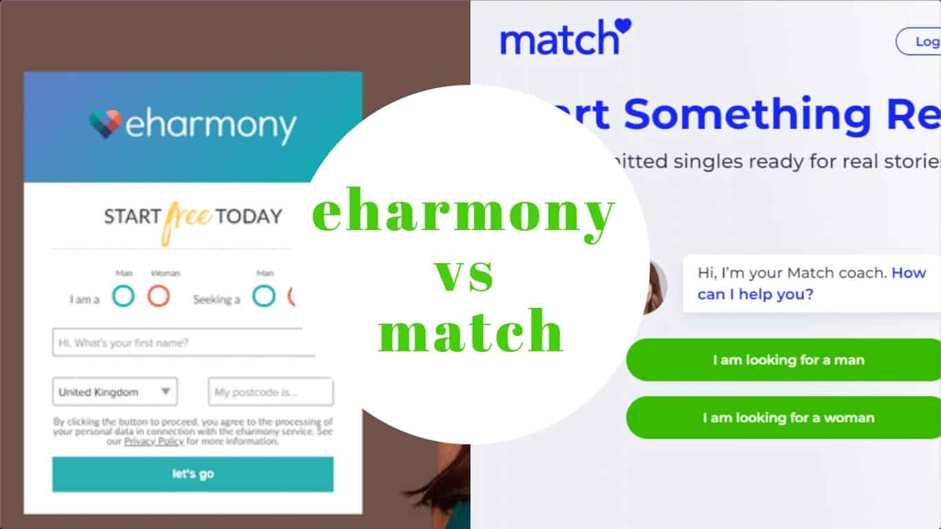 Which dating site is better eharmony or match free dating black singles