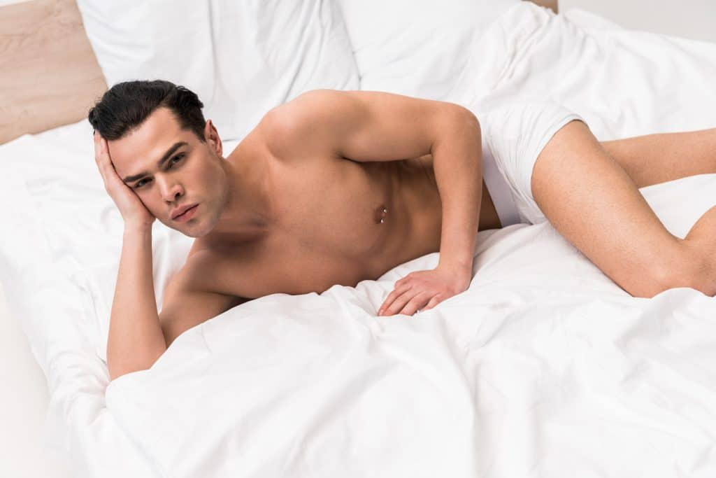 Leo Man In Bed: What To Expect And How To Turn Him On - The Bottom Line