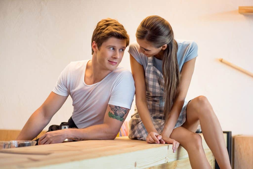 5 Signs You're Stuck In A Flirtationship