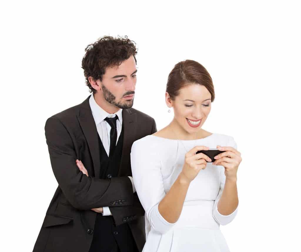 Como você pode lidar com um marido controlador?