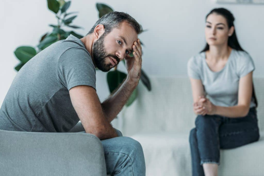 How Do I Deal With An Unaffectionate Husband?