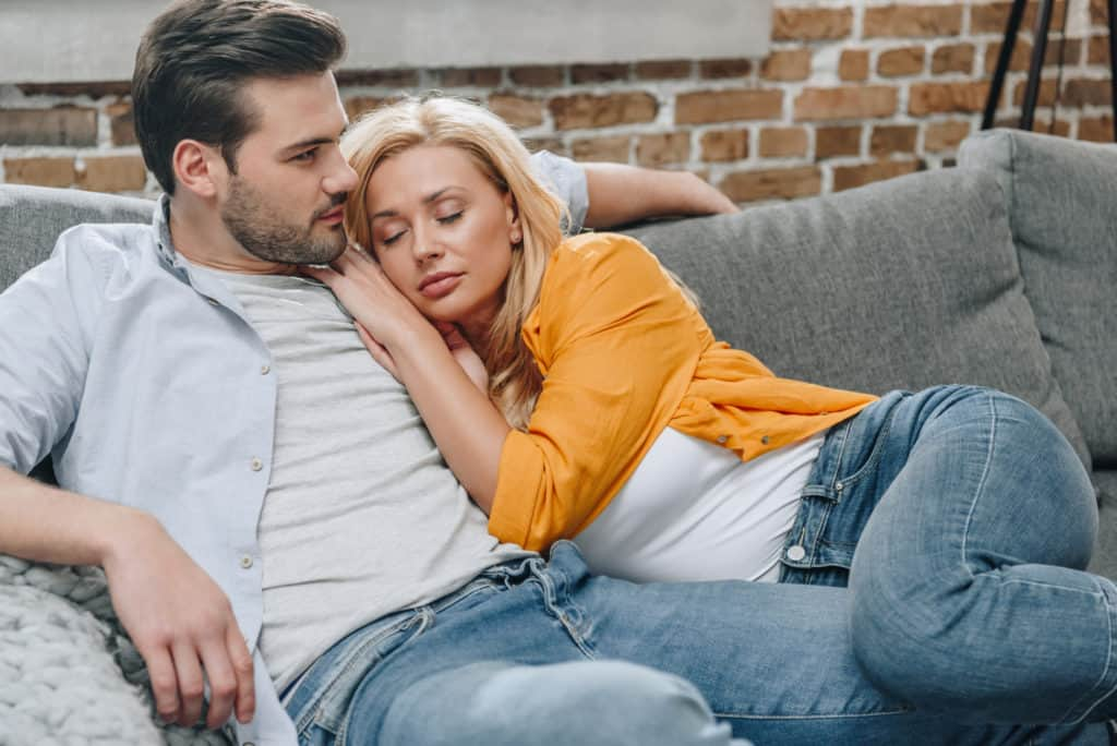 is cuddling cheating in your relationship?