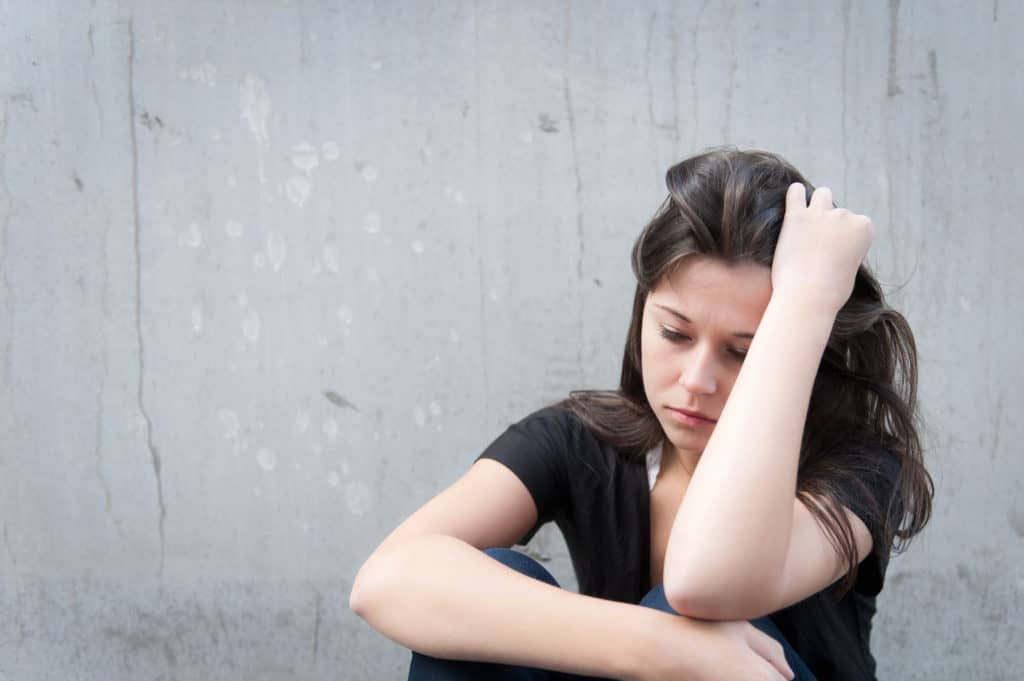 the main reason that couples break up during or soon after the pregnancy is stress