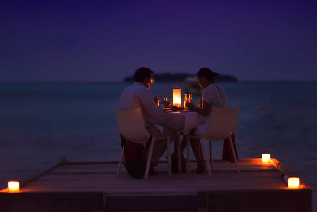 incorporate date nights into your schedule