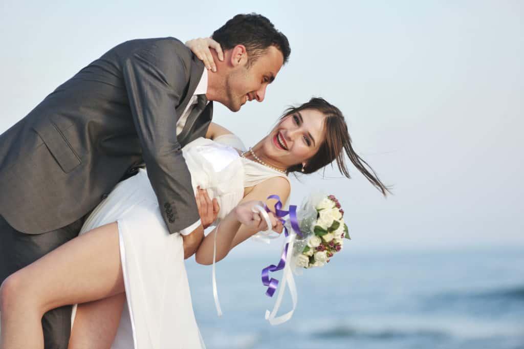 he is marries