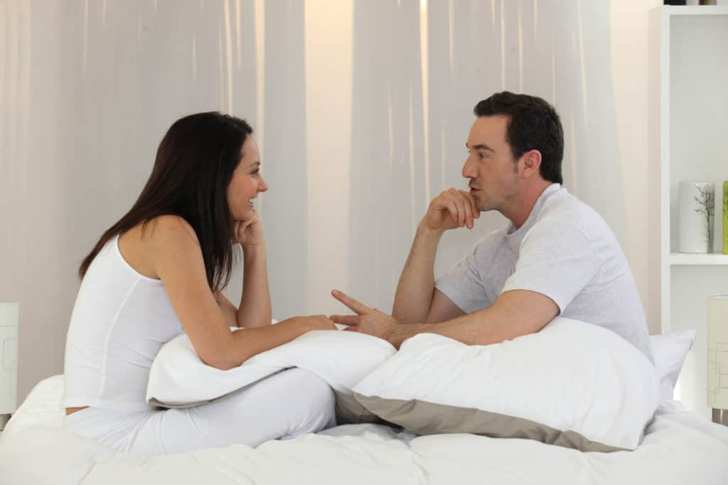 realize that healthy relationships involve communication