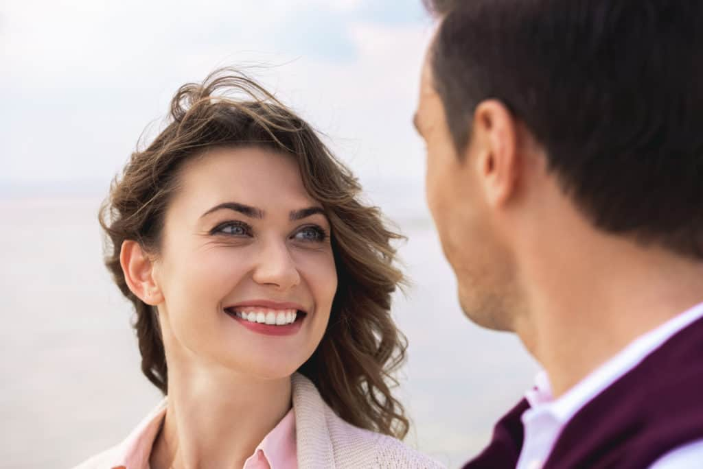 avoid seeing the new relationship like a rebound