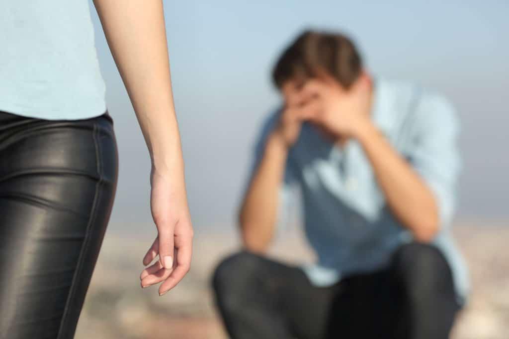 rebound relationship went wrong