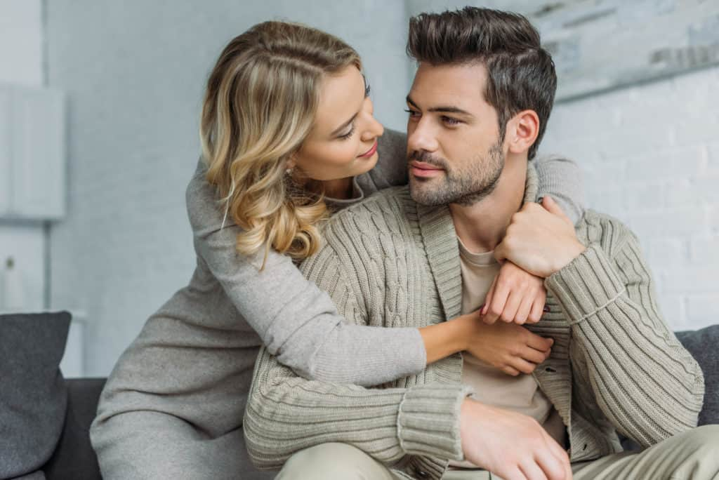 find out your partner's 'love language'